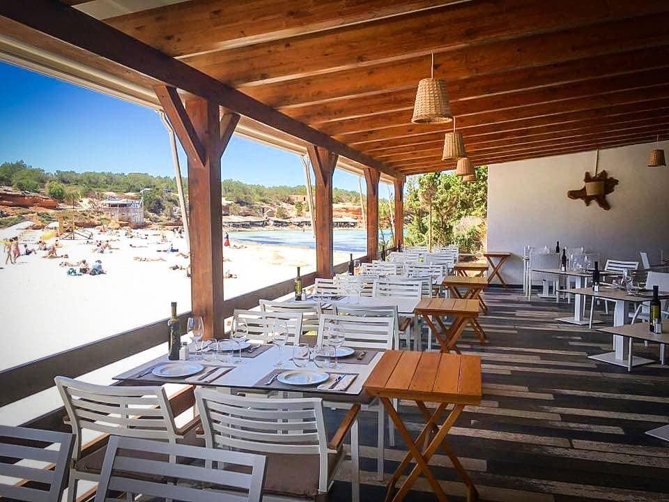 tips strand formentera restaurant