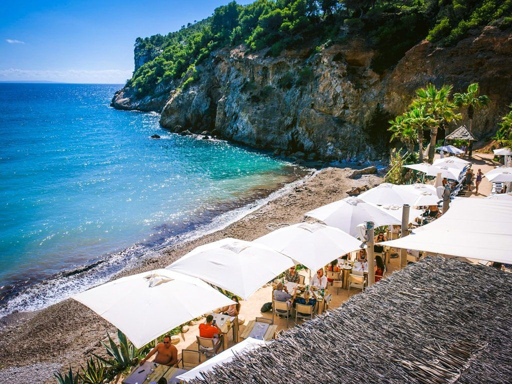 ibiza tips restaurant strand amante