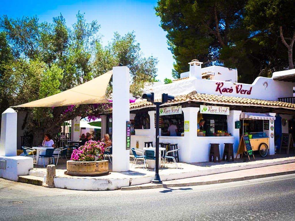raco verd ibiza restaurant tips bar