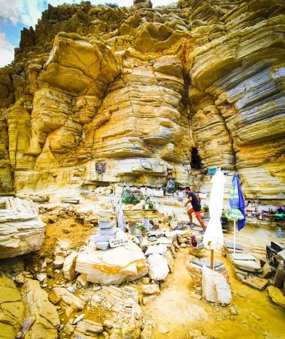 punta galera hippie hippy tour uitstap excursie gids ibiza
