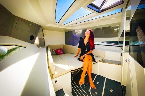 Say Carbon Boats Ibiza