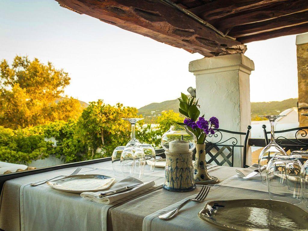 fine dining ibiza restaurant