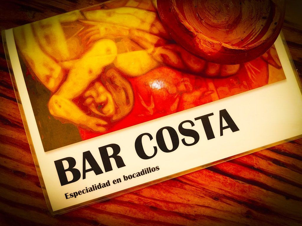 bar costa ibiza ham broodje