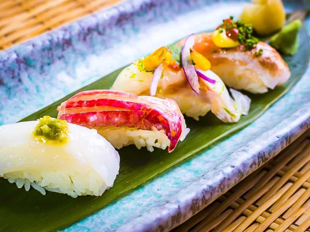 beste sushi ibiza restaurants