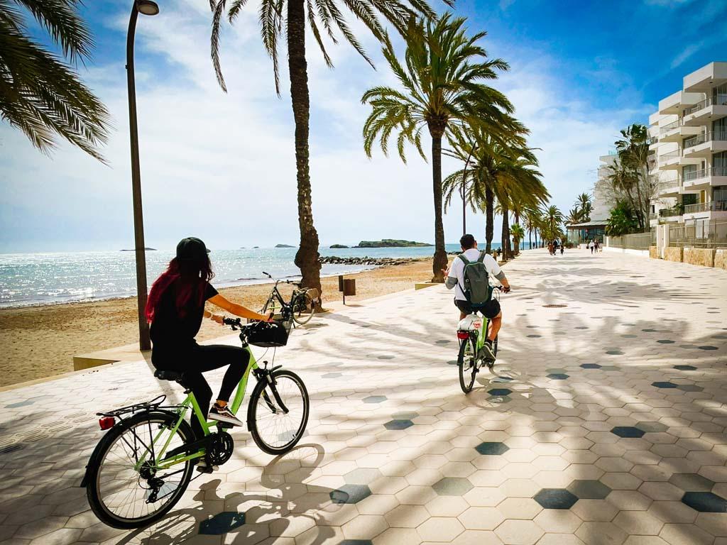 begeleid fietsen ibiza