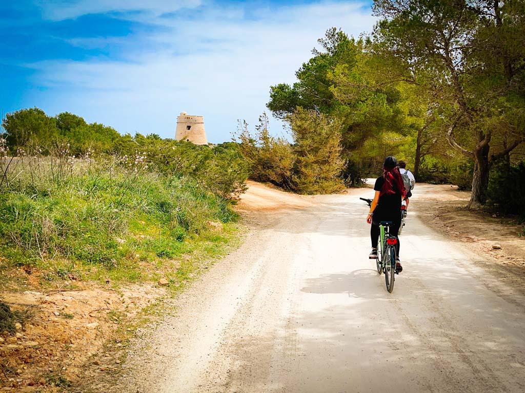 fietsen ibiza