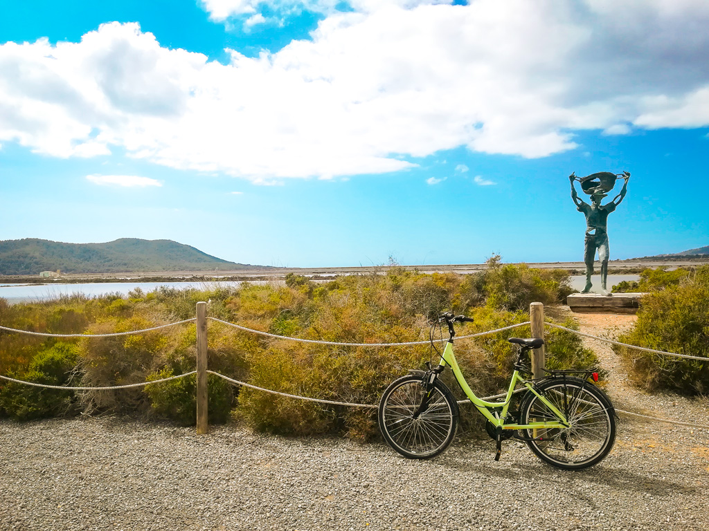 fiets gids ibiza stad
