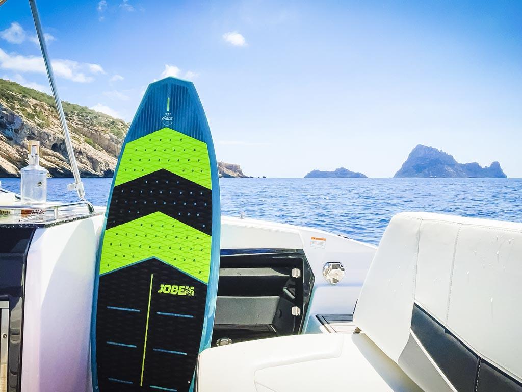 wakeboarden ibiza