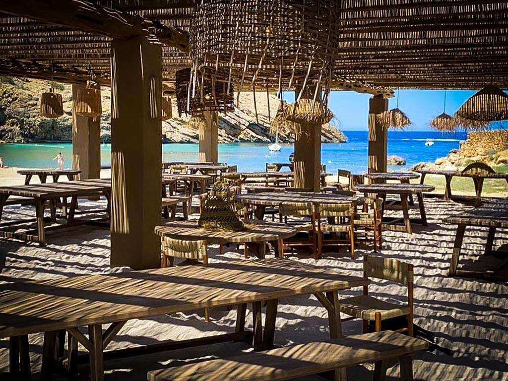 nieuwe restaurants bars beach ibiza